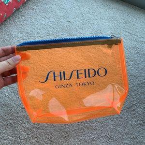 Shiseido Makeup Bag NWOT